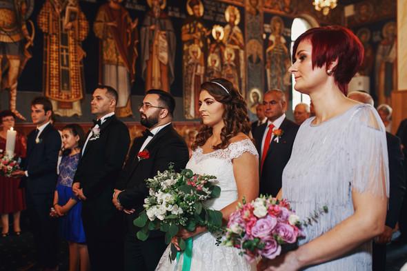 Свадебный день Себастьяна и Насти. Констанца, Румыния - фото №65