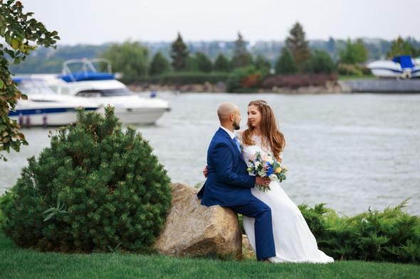 Свадебная прогулка Ильи и Марины - фото №27