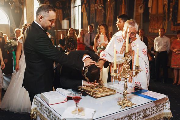 Свадебный день Себастьяна и Насти. Констанца, Румыния - фото №83