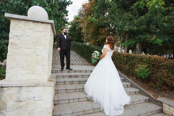 Свадебный день Себастьяна и Насти. Констанца, Румыния - фото №35