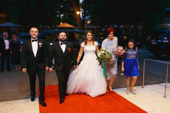 Свадебный день Себастьяна и Насти. Констанца, Румыния - фото №101