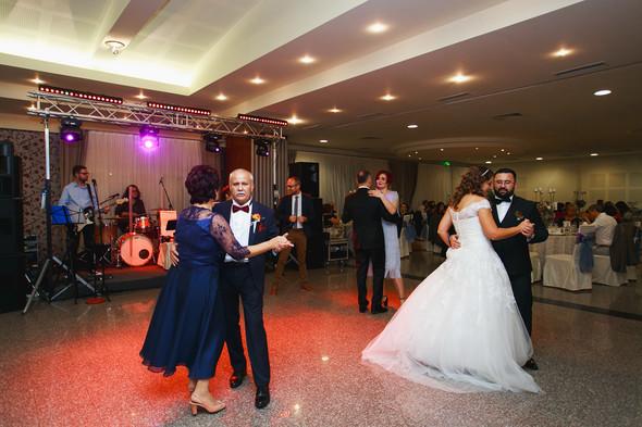 Свадебный день Себастьяна и Насти. Констанца, Румыния - фото №132