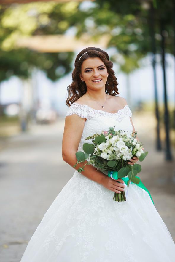 Свадебный день Себастьяна и Насти. Констанца, Румыния - фото №52