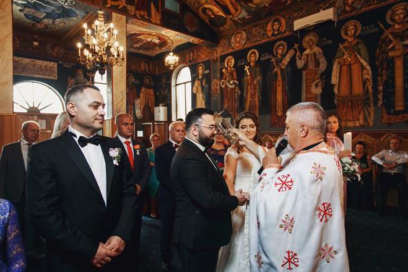 Свадебный день Себастьяна и Насти. Констанца, Румыния - фото №71