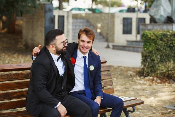 Свадебный день Себастьяна и Насти. Констанца, Румыния - фото №56