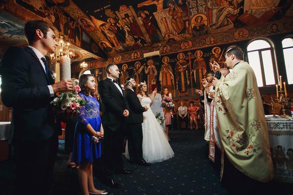 Свадебный день Себастьяна и Насти. Констанца, Румыния - фото №75