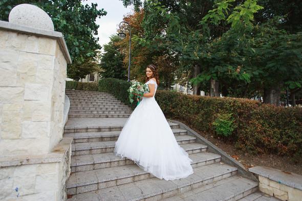 Свадебный день Себастьяна и Насти. Констанца, Румыния - фото №33