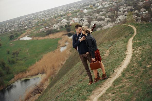 Прогулка Лёши и Иры - фото №5