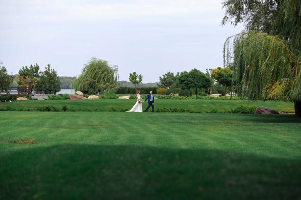 Свадебная прогулка Ильи и Марины - фото №38