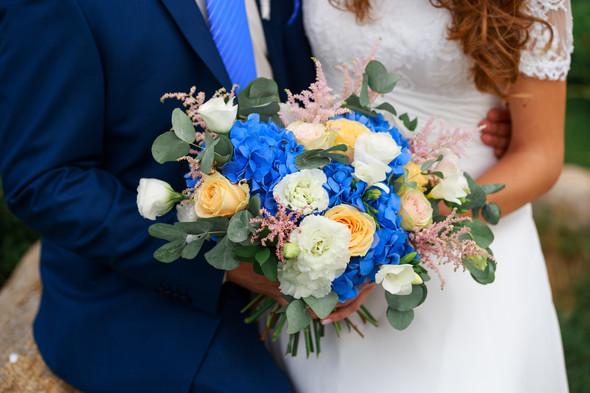 Свадебная прогулка Ильи и Марины - фото №28