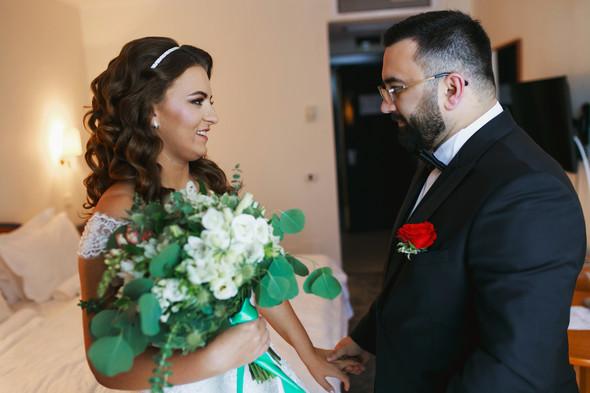 Свадебный день Себастьяна и Насти. Констанца, Румыния - фото №26