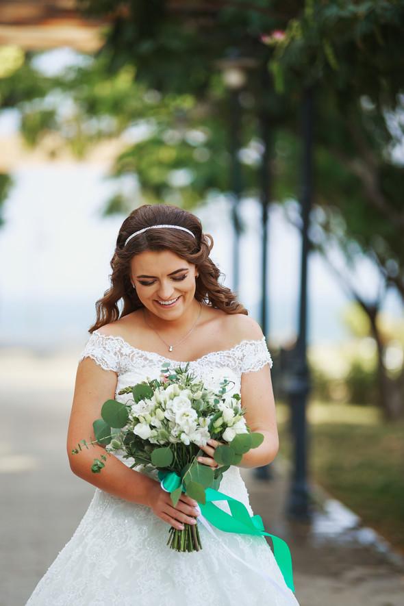 Свадебный день Себастьяна и Насти. Констанца, Румыния - фото №50