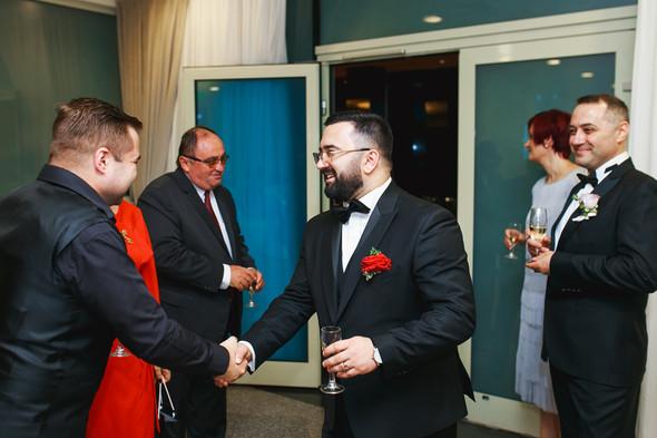 Свадебный день Себастьяна и Насти. Констанца, Румыния - фото №119