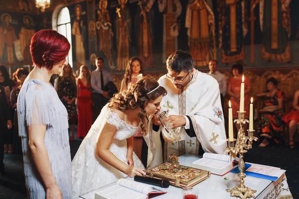 Свадебный день Себастьяна и Насти. Констанца, Румыния - фото №88