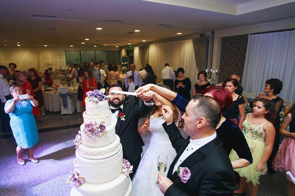 Свадебный день Себастьяна и Насти. Констанца, Румыния - фото №163