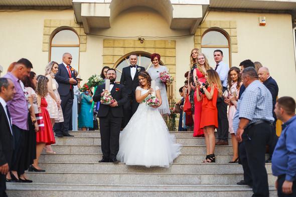 Свадебный день Себастьяна и Насти. Констанца, Румыния - фото №95