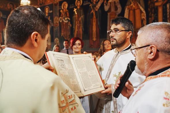 Свадебный день Себастьяна и Насти. Констанца, Румыния - фото №77