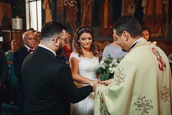 Свадебный день Себастьяна и Насти. Констанца, Румыния - фото №70