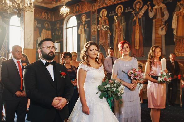 Свадебный день Себастьяна и Насти. Констанца, Румыния - фото №89