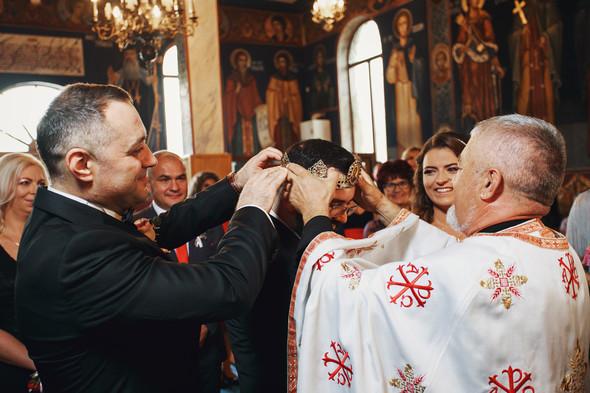 Свадебный день Себастьяна и Насти. Констанца, Румыния - фото №72