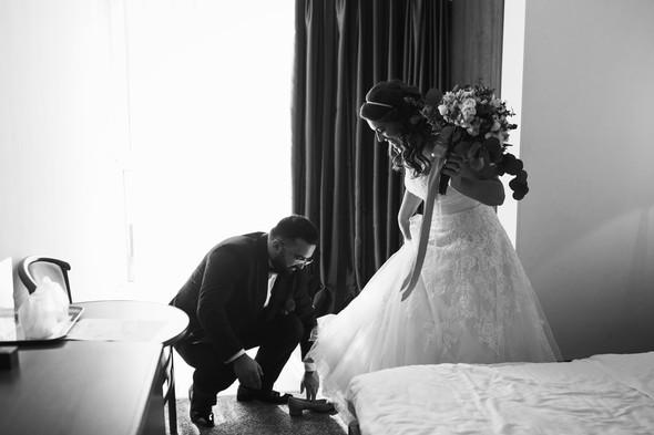Свадебный день Себастьяна и Насти. Констанца, Румыния - фото №27