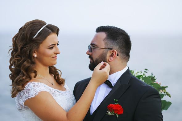 Свадебный день Себастьяна и Насти. Констанца, Румыния - фото №37