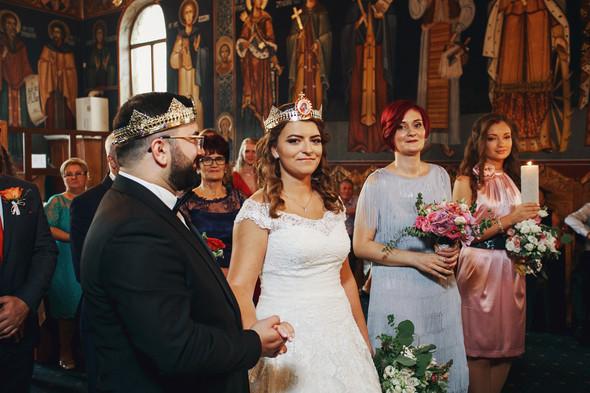 Свадебный день Себастьяна и Насти. Констанца, Румыния - фото №74