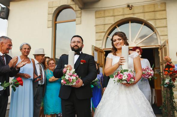 Свадебный день Себастьяна и Насти. Констанца, Румыния - фото №94
