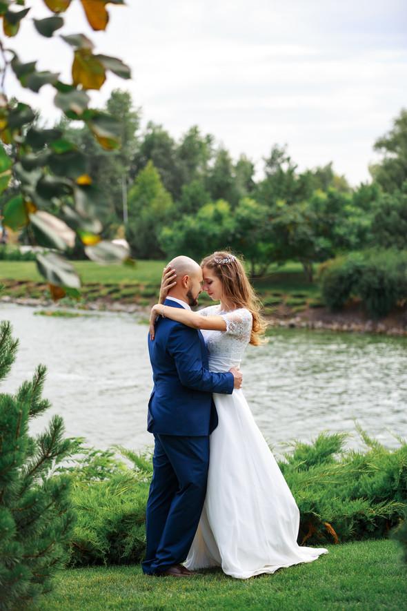 Свадебная прогулка Ильи и Марины - фото №24