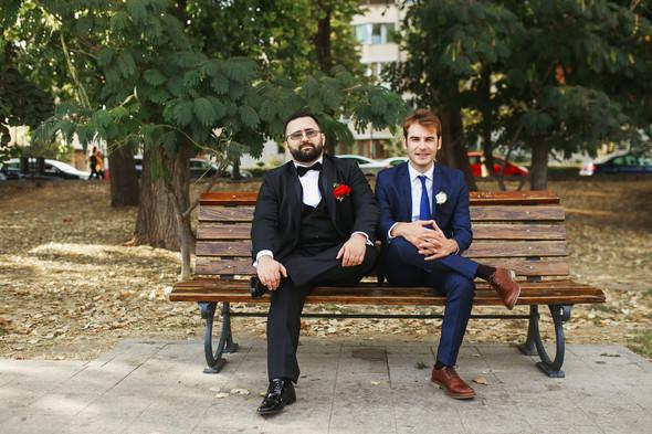 Свадебный день Себастьяна и Насти. Констанца, Румыния - фото №57