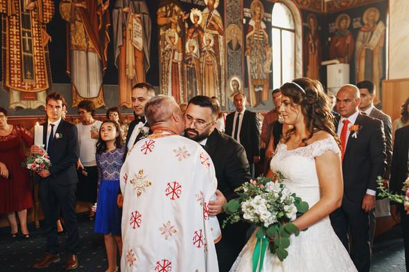 Свадебный день Себастьяна и Насти. Констанца, Румыния - фото №91