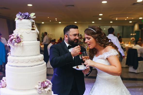 Свадебный день Себастьяна и Насти. Констанца, Румыния - фото №166