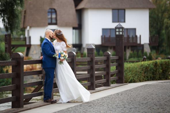 Свадебная прогулка Ильи и Марины - фото №30