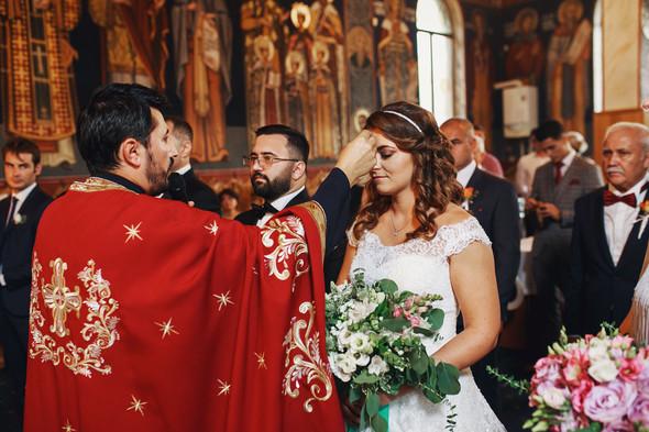 Свадебный день Себастьяна и Насти. Констанца, Румыния - фото №66