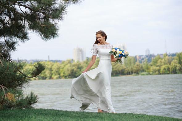 Свадебная прогулка Ильи и Марины - фото №10