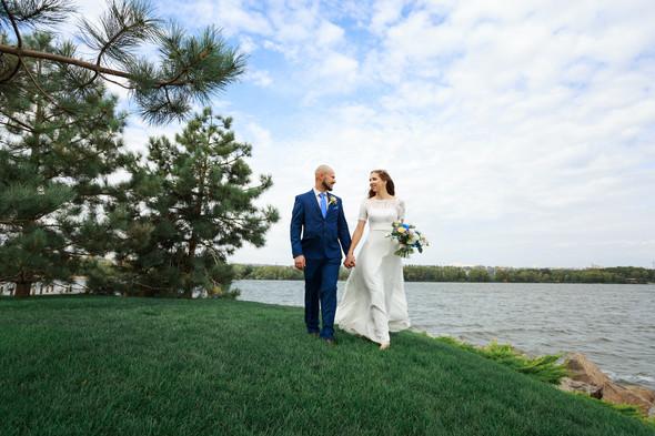 Свадебная прогулка Ильи и Марины - фото №5