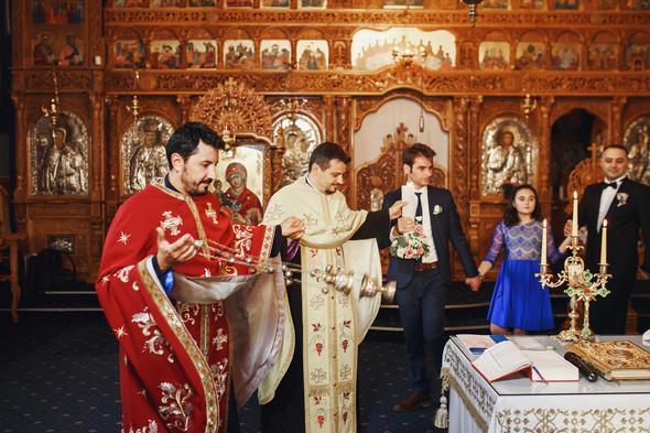 Свадебный день Себастьяна и Насти. Констанца, Румыния - фото №81