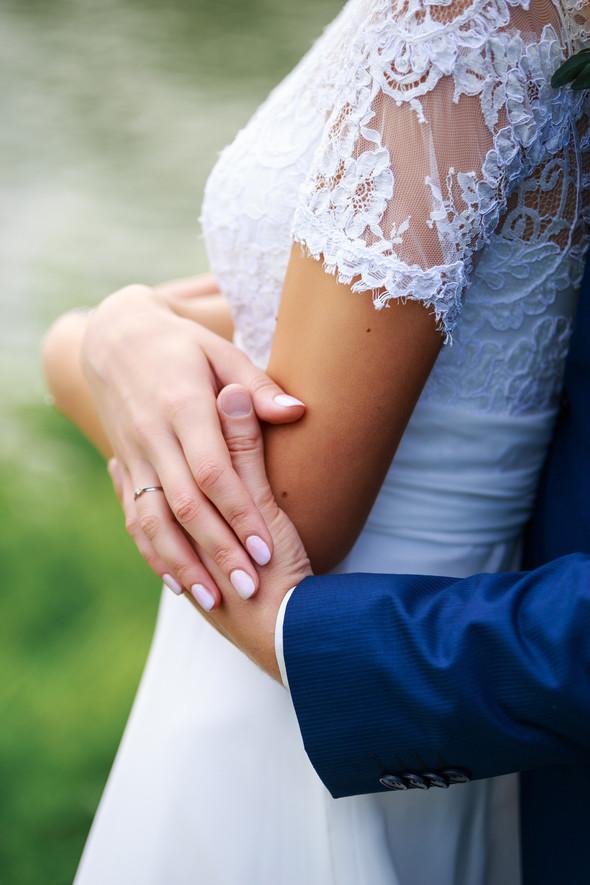 Свадебная прогулка Ильи и Марины - фото №25