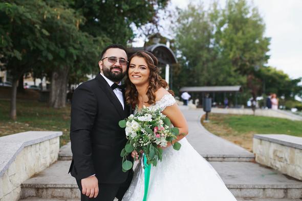 Свадебный день Себастьяна и Насти. Констанца, Румыния - фото №32