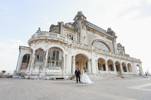 Свадебный день Себастьяна и Насти. Констанца, Румыния - фото №44