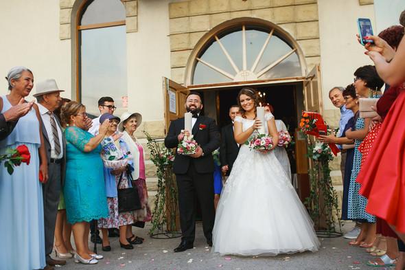 Свадебный день Себастьяна и Насти. Констанца, Румыния - фото №93