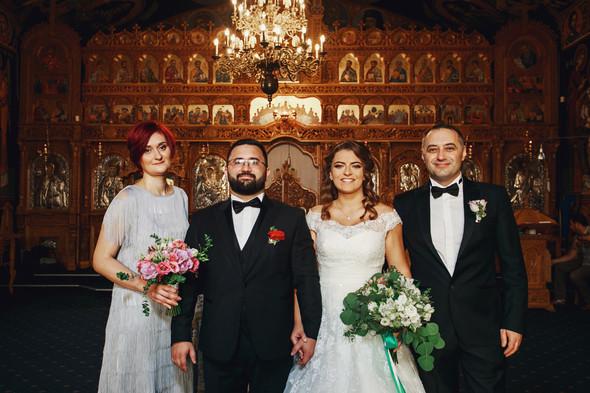 Свадебный день Себастьяна и Насти. Констанца, Румыния - фото №92