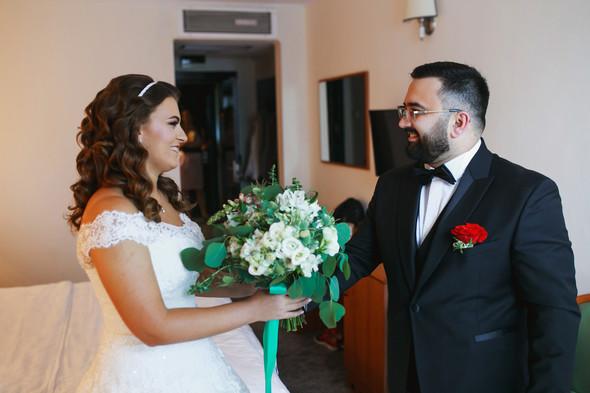 Свадебный день Себастьяна и Насти. Констанца, Румыния - фото №24
