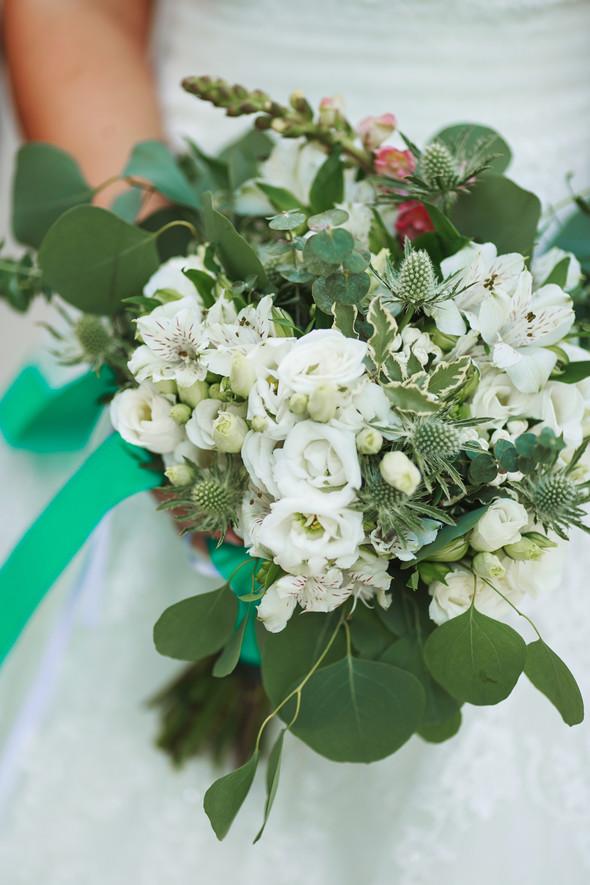 Свадебный день Себастьяна и Насти. Констанца, Румыния - фото №51