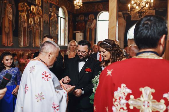 Свадебный день Себастьяна и Насти. Констанца, Румыния - фото №63