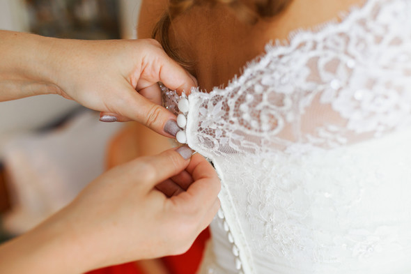 Свадебный день Себастьяна и Насти. Констанца, Румыния - фото №12