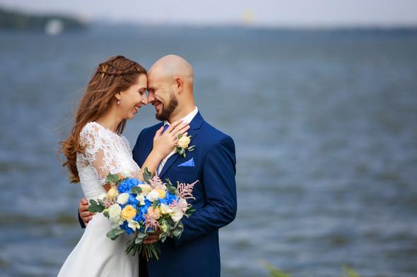 Свадебная прогулка Ильи и Марины - фото №20