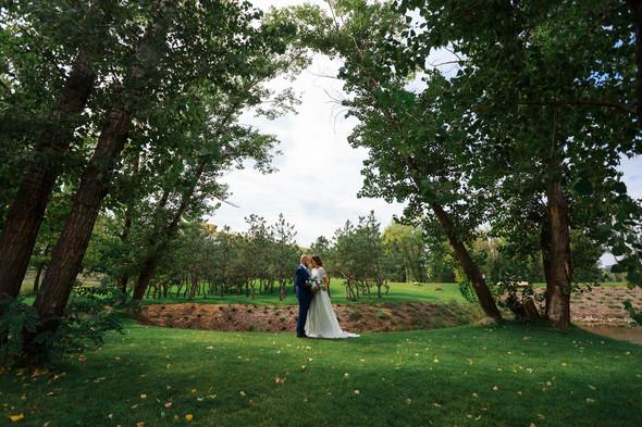 Свадебная прогулка Ильи и Марины - фото №41