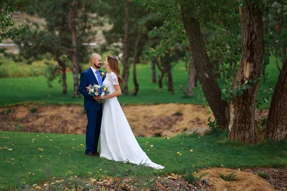 Свадебная прогулка Ильи и Марины - фото №43