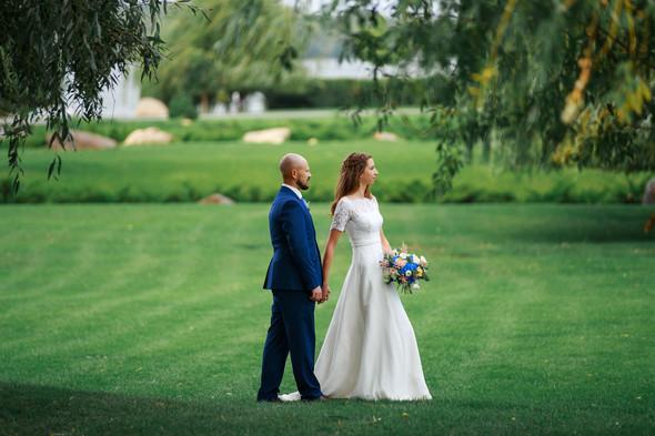 Свадебная прогулка Ильи и Марины - фото №40